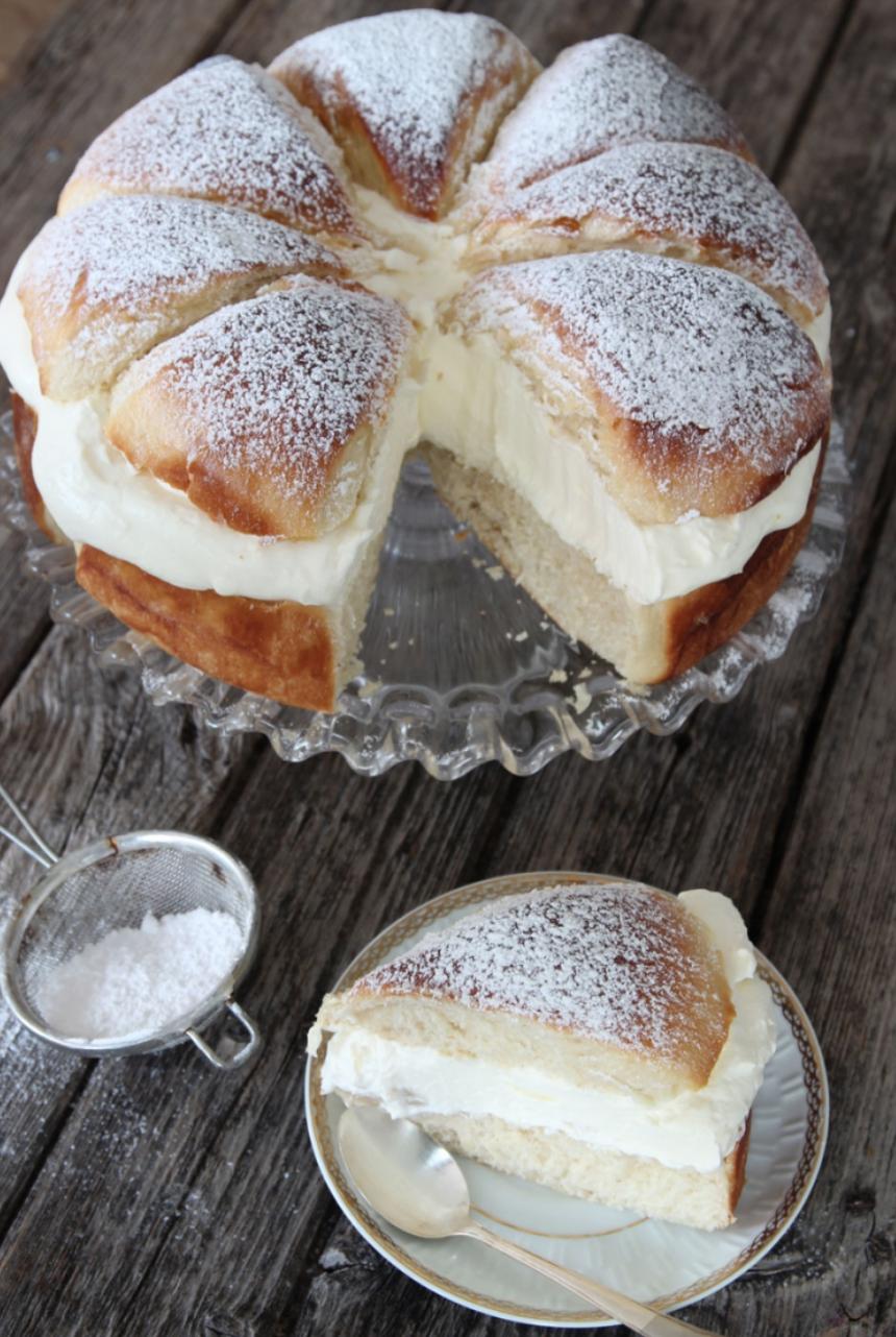 Superläcker god semmeltårta –klicka här för recept!