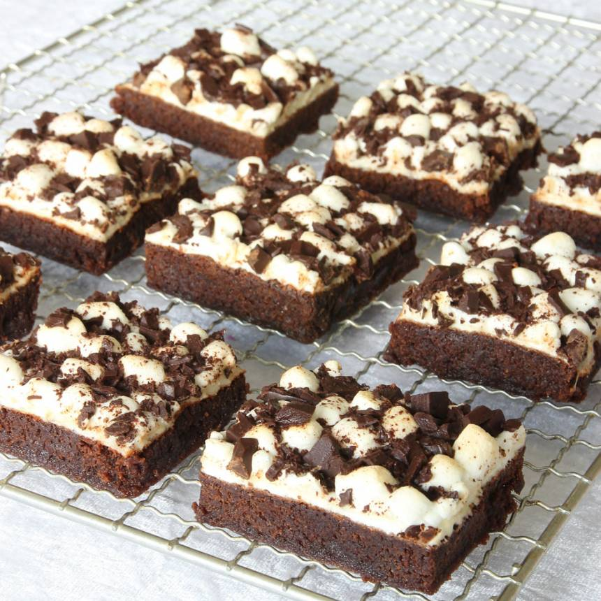 marshmallowsbrownies7