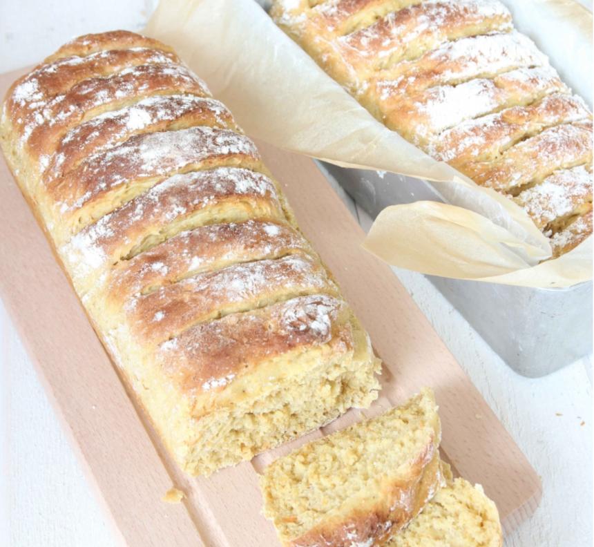 Baka en saftig & god morotslimpa – klicka här för recept!