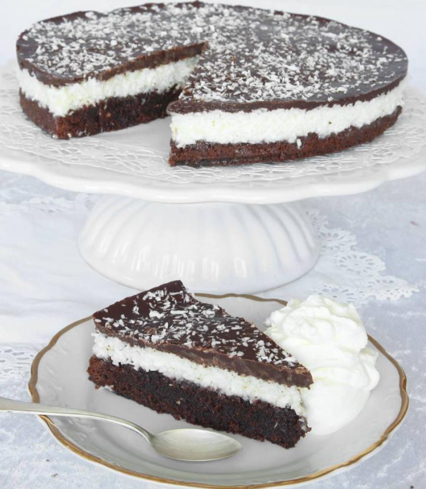 Baka en superläcker Bountykladdkaka –klicka här för recept!