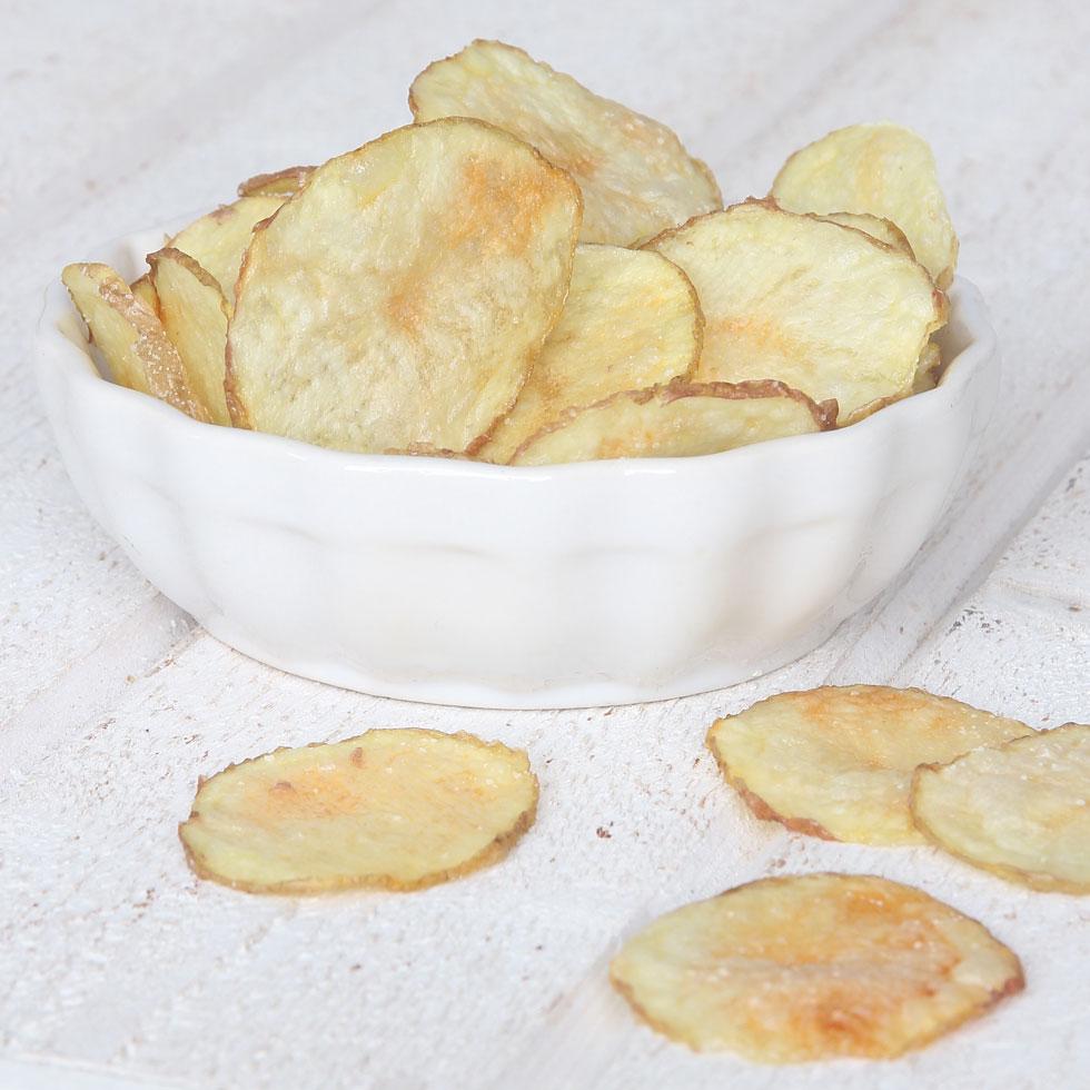 hur gör man egna chips