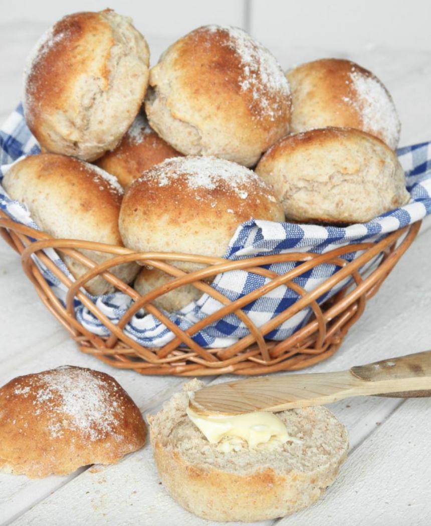 Baka goda, fiberrika frukostbullar –klicka här för recept!