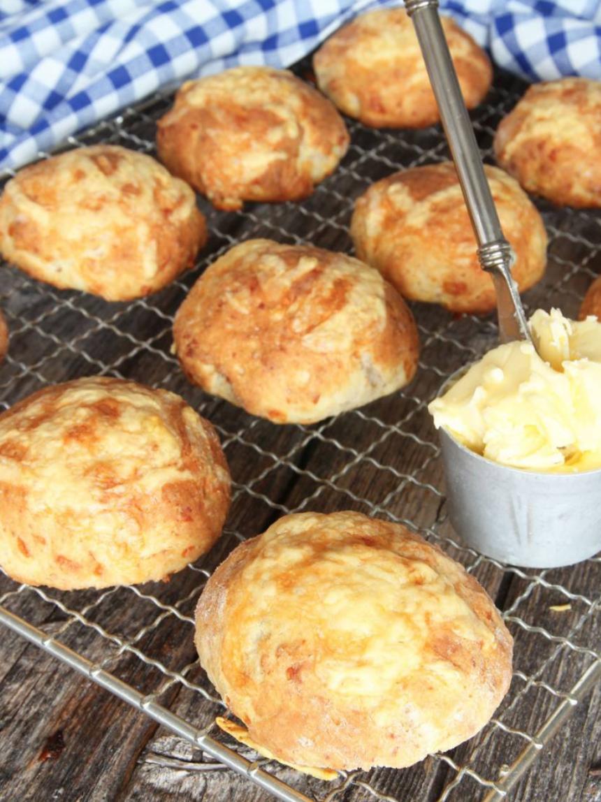 Snabba ostfrallor –ljuvligt goda! Klicka här för recept!