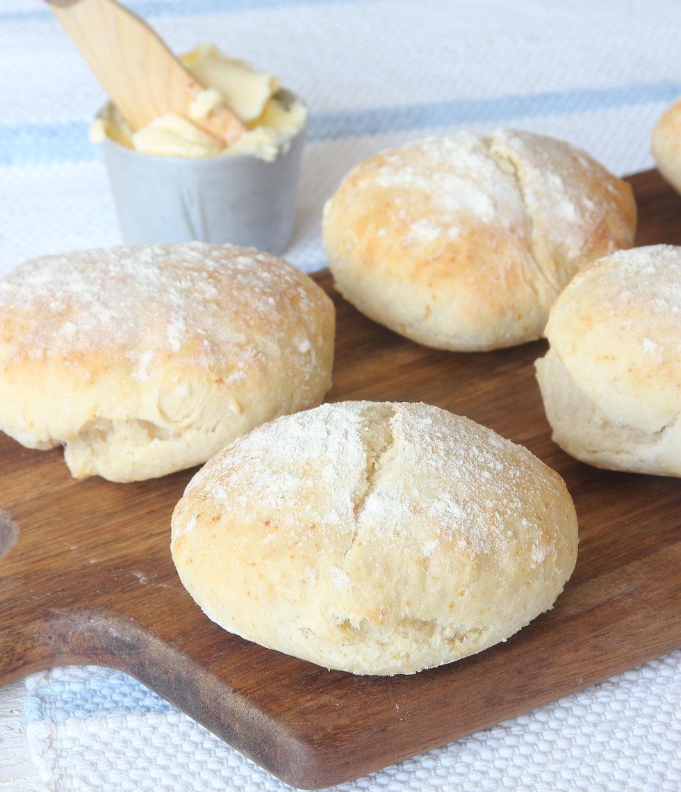 bröd recept jäst