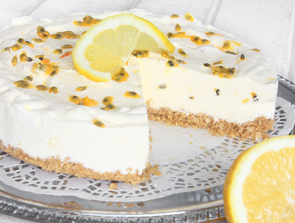 frozen cheesecake citron