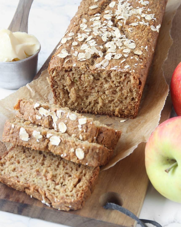 Nyttig äppellimpa utan vetemjöl! Klicka på bilden för recept!