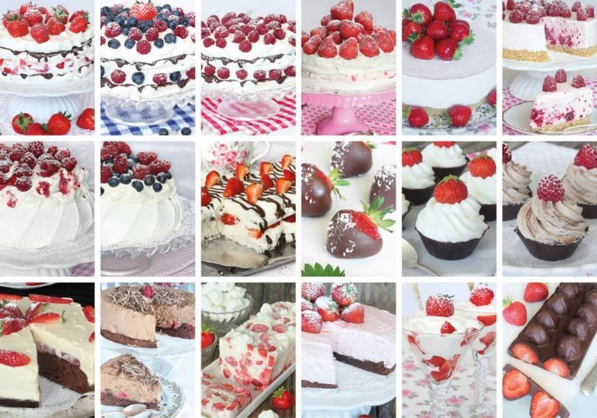22 tårtor