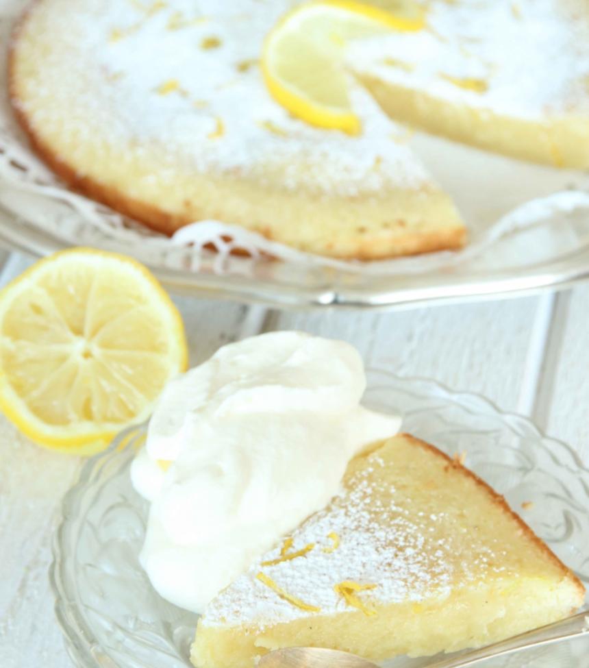 Superläcker citqonkladdkaka –klicka här för recept!