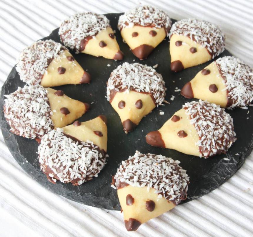 Baka söta igelkottkakor –klicka här för recept!