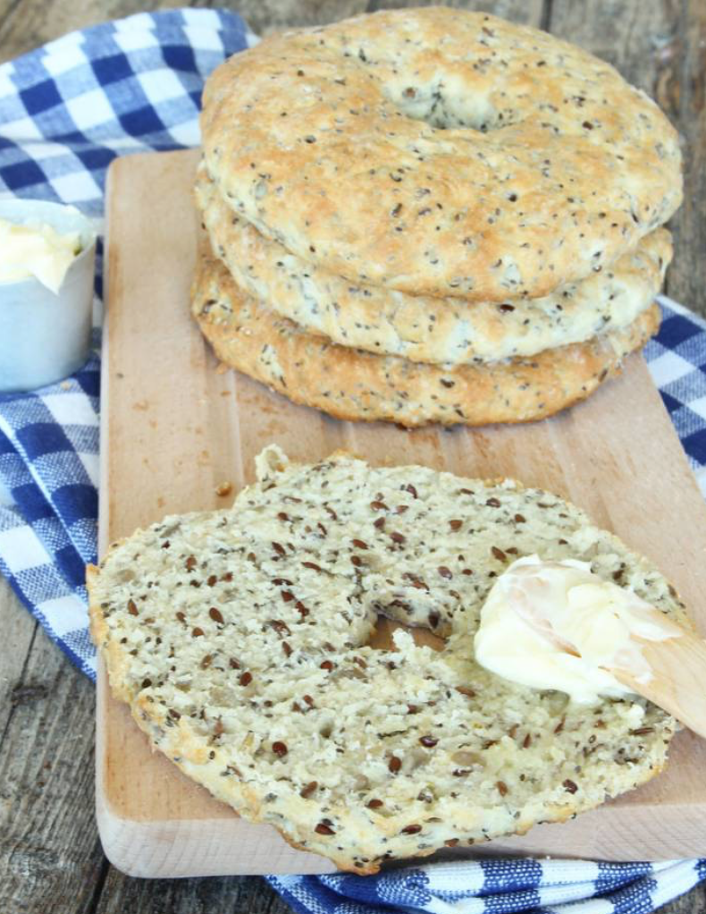 Baka frökakor som inte behöver jäsa –klicka här för recept!