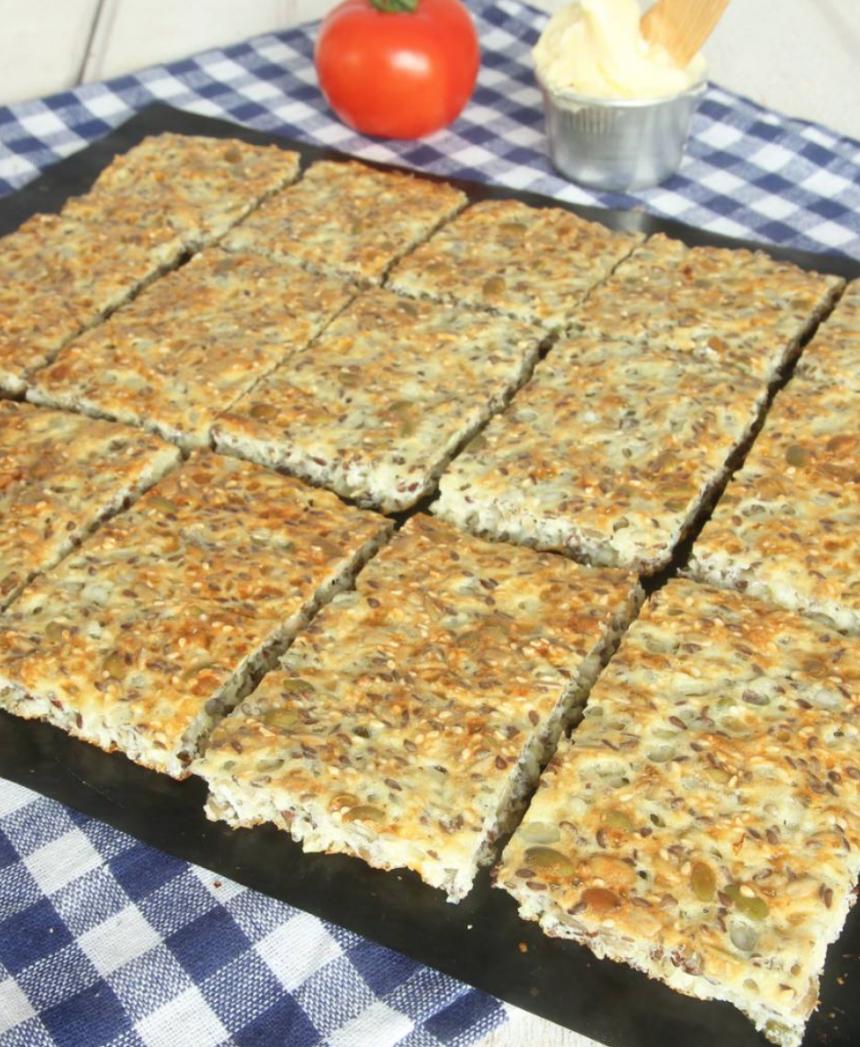Kesobröd utan mjöl –supergott! Klicka här för recept!
