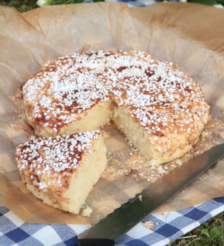 Snabb, supergod picknickkaka –klicka här för recept!