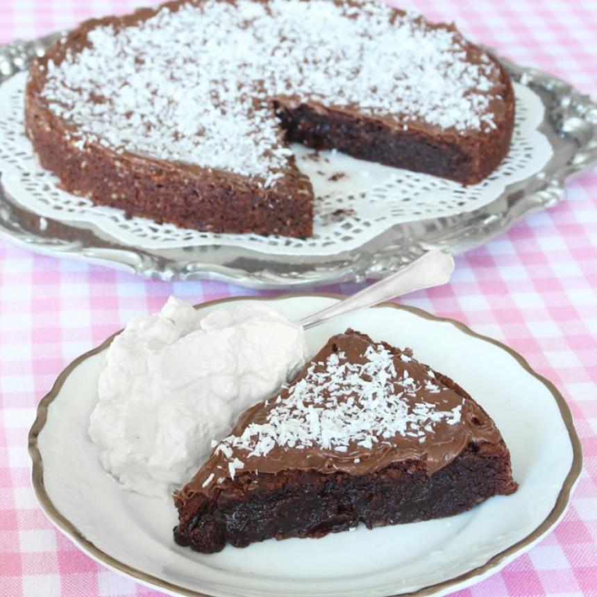 Supergod Nutellakladdkaka –klicka här för recept!