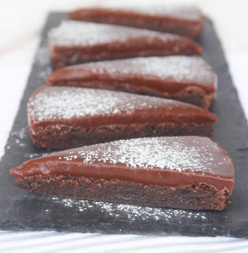 Fantastiskt fudgecake –klicka här för recept!