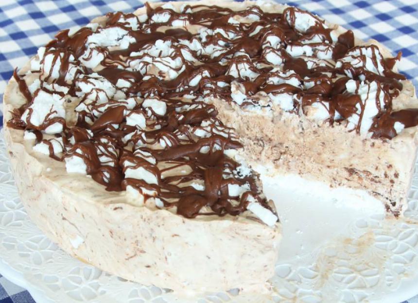 Halvfryst Nutellasemifreddo –klicka här för recept!