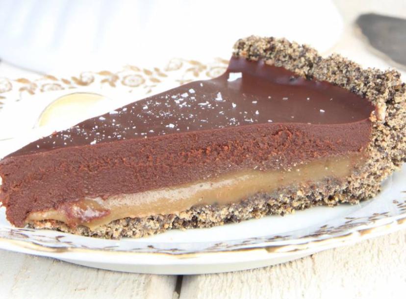 Magiskt god Kola- & och chokladpaj –klicka här för recept!