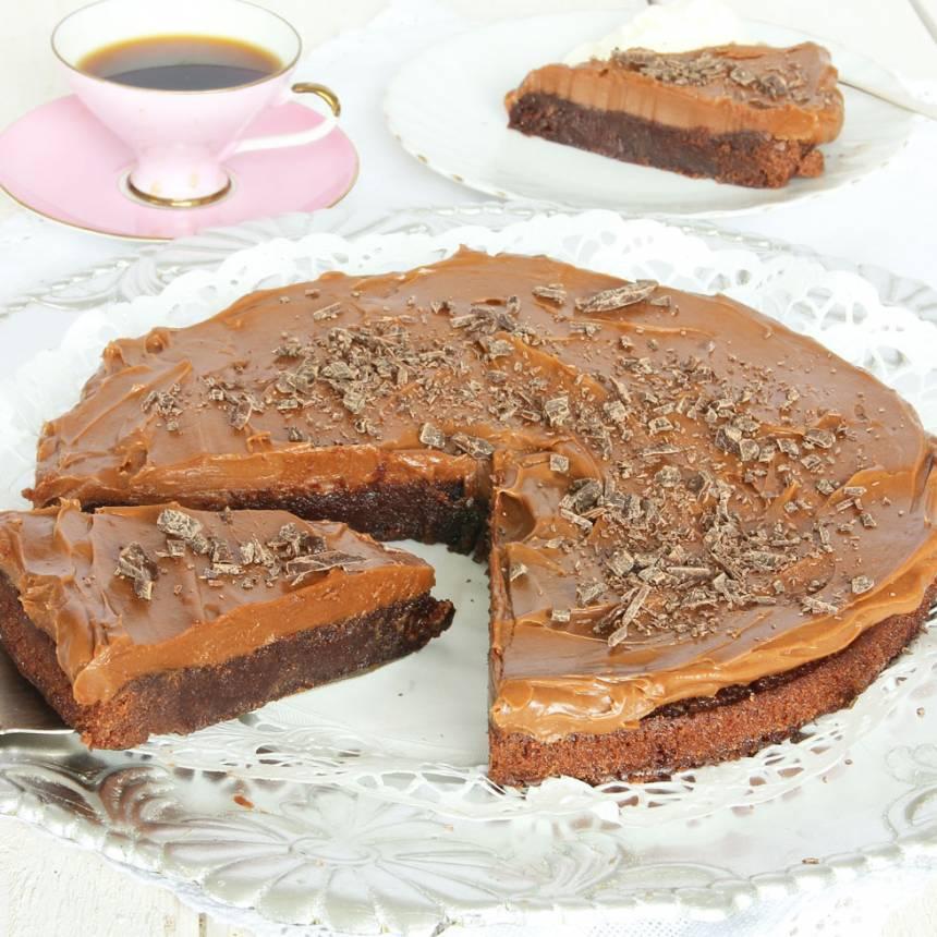 chokladtårtachokladganache9