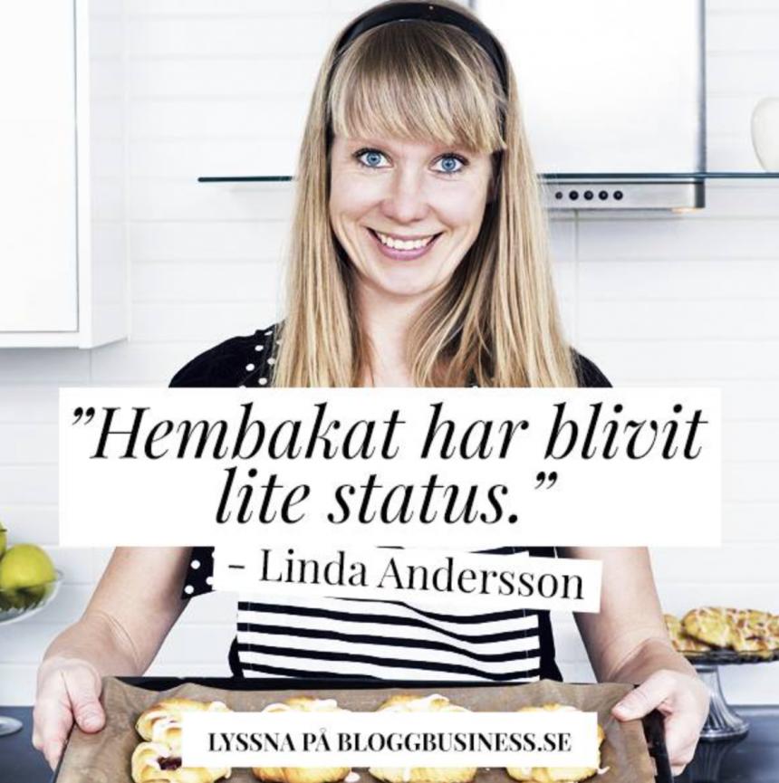 Lindas bakskola bloggbusiness