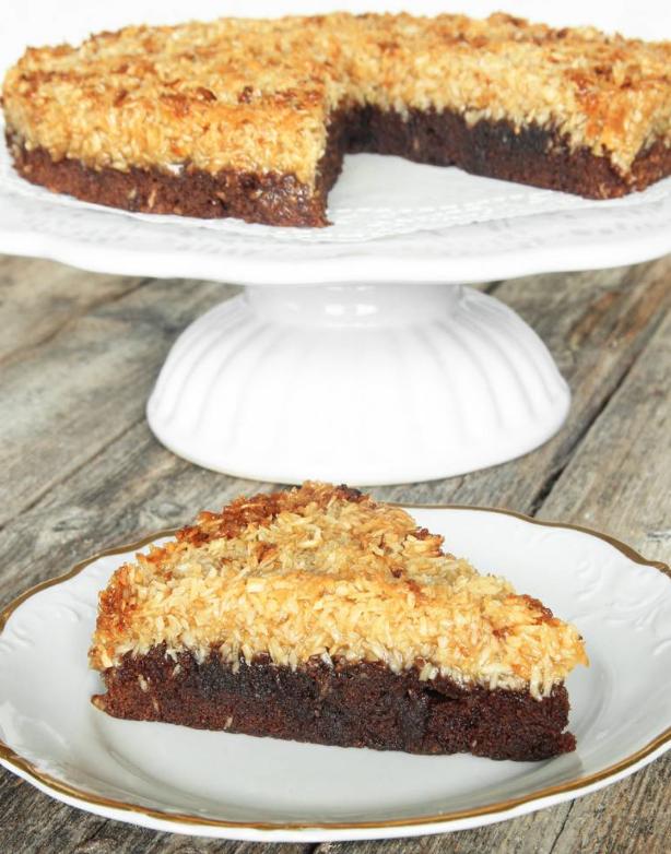Ljuvligt god kokostosca –klicka här för recept!
