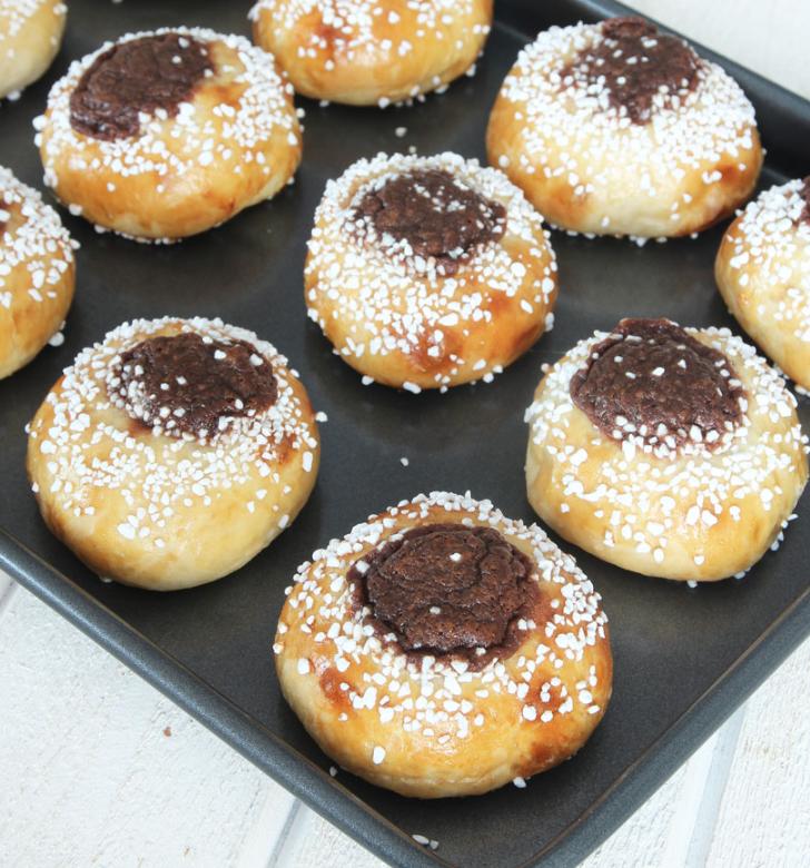 Superläckra, härliga Nutellabullar –klicka här för recept!