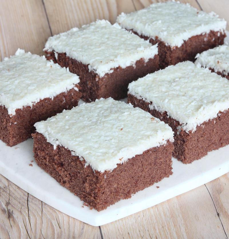 Baka underbara, ljuvliga Bountykärleksmums –klicka här eller på bilden för recept!