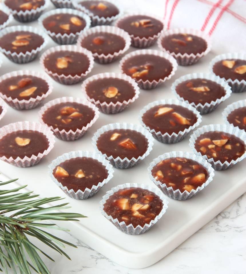 Ljuvligt god chokladknäck –klicka här för recept!