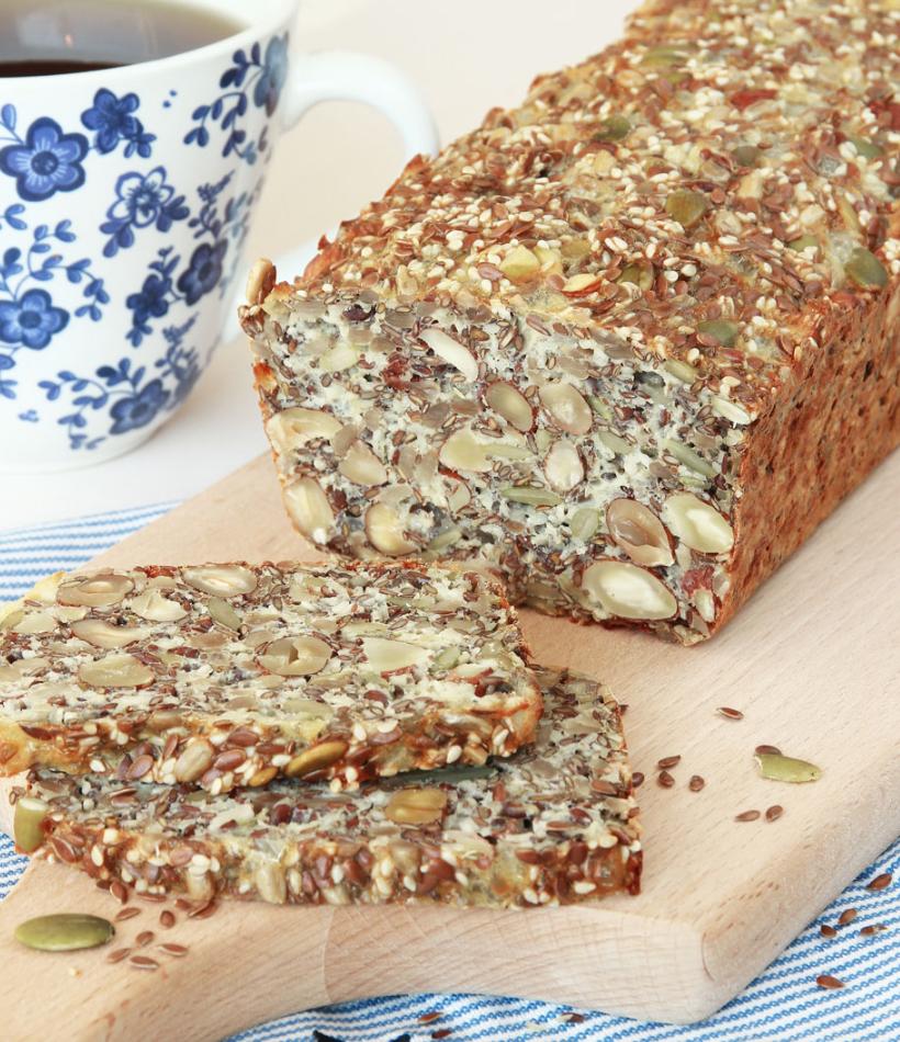 Supergod nyttig Kesofrölimpa utan mjöl –klicka på bilden för recept