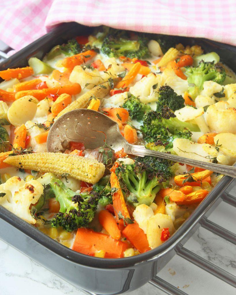 frysta wokgrönsaker recept