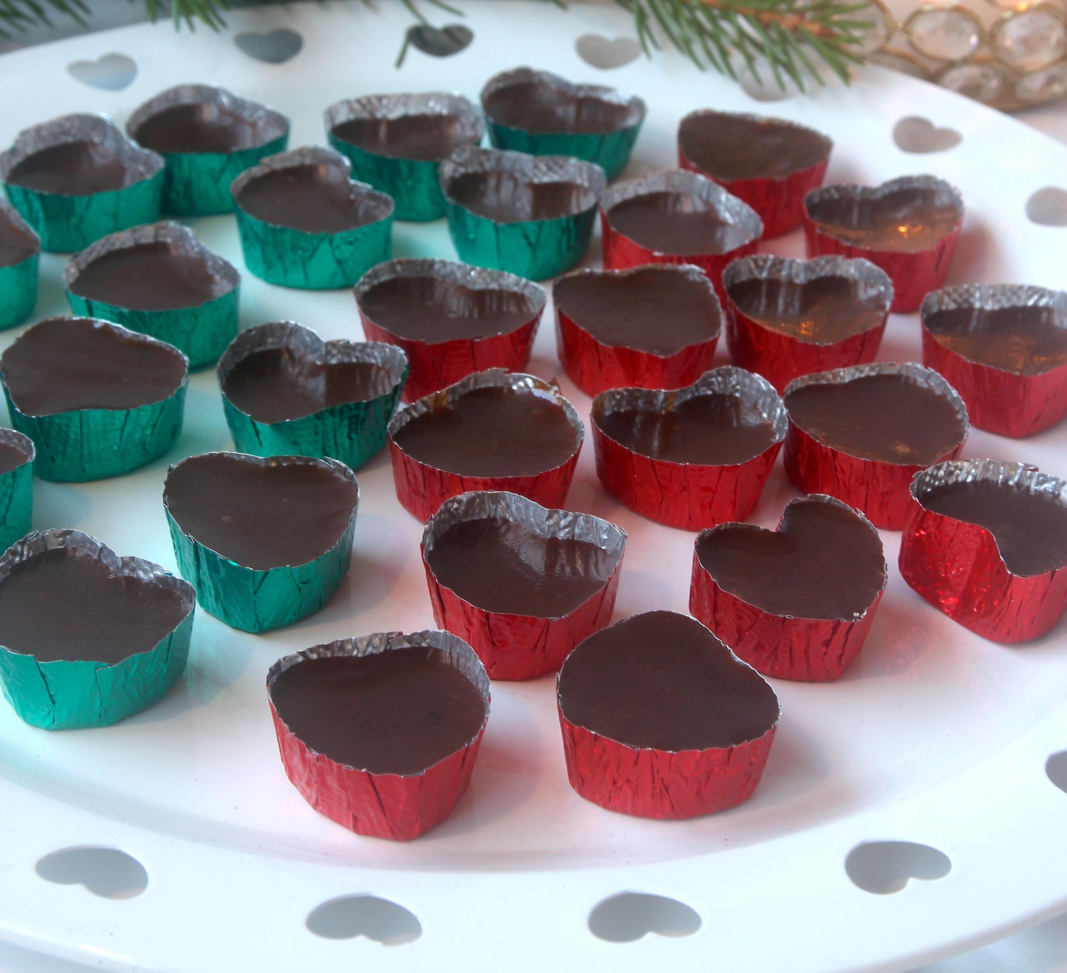 chokladkolaknäck