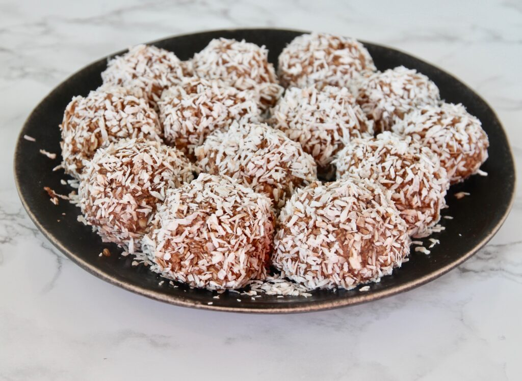 lindas bakskola chokladbollar