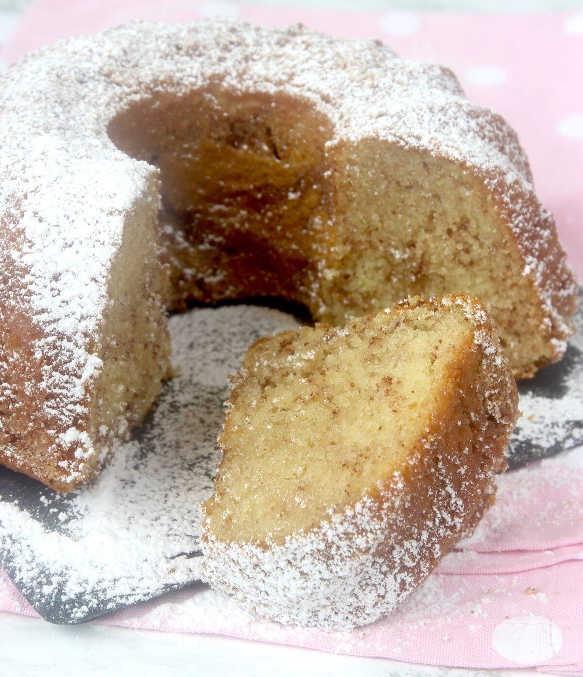 sockerkaka med bikarbonat